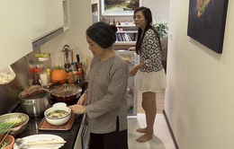 """Sống chung với mẹ chồng: """"Cuộc chiến"""" mẹ chồng - nàng dâu của Trang (Thu Quỳnh) đã bắt đầu!"""