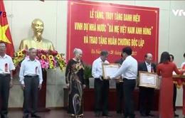 Đà Nẵng: Tôn vinh 48 Bà mẹ Việt Nam Anh hùng