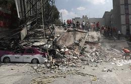 Gần 150 người thiệt mạng trong vụ động đất ở Mexico