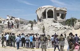 Đánh bom nhằm vào phái bộ AU ở Somalia, 3 sĩ quan thiệt mạng