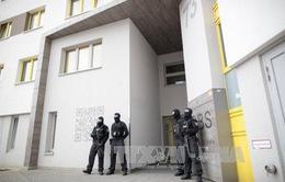 Cảnh sát Đức truy lùng hoạt động khủng bố