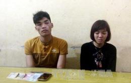 Bắt gọn đôi nam nữ cướp giật tại Yên Bái