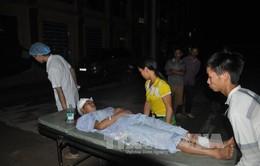 Yên Bái: Sạt lở đất khiến 9 người thương vong