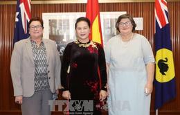 Chủ tịch Quốc hội: Bang Tây Australia có vị trí quan trọng trong quan hệ hợp tác Việt Nam - Australia