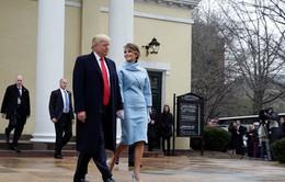 Hơn nửa triệu người muốn bà Melania Trump chuyển về Nhà Trắng