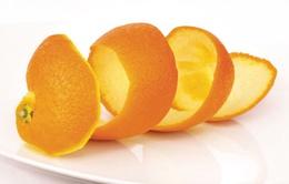 Mẹo chữa ho ngứa họng từ vỏ cam hiệu quả nhất