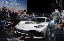 Mãn nhãn với dàn siêu xe tại Frankfurt Motor Show 2017