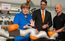 Nước Đức đi tiên phong trong cuộc cách mạng công nghiệp lần thứ 4