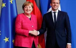 Đức ca ngợi ý tưởng cải tổ EU của Pháp