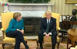 Chuyến thăm của Thủ tướng Merkel mở ra thời kỳ mới cho Mỹ - EU