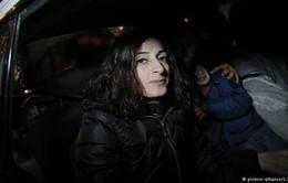 Thổ Nhĩ Kỳ thả tự do có điều kiện đối với nữ phóng viên người Đức
