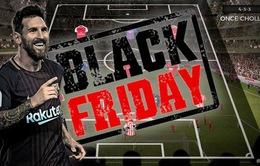 Messi trong đội hình khủng giá 0 đồng ngày Black Friday