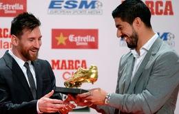 Top 10 cầu thủ giành Chiếc giày vàng châu Âu