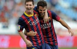 Messi được đồng đội cũ khen ngợi hết lời vì khiêm tốn