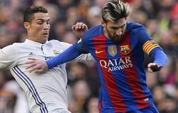 """C.Ronaldo gửi """"chiến thư"""", thách thức Lionel Messi tới Serie A"""