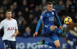 VIDEO Leicester City 2-1 Tottenham: Song sát Vardy - Mahrez trừng phạt Spurs