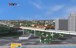 TP.HCM: Tuyến metro có thể đẩy giá bất động sản tăng 20%