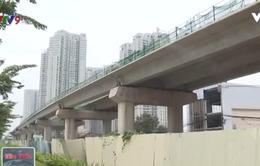 Hệ lụy khi tuyến Metro chậm được rót vốn