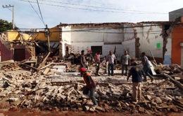 Miễn thuế thu nhập cho nạn nhân động đất tại Mexico