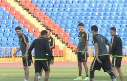 Thông tin ĐT Mexico tham dự Cúp liên đoàn các châu lục 2017