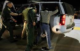 Mỹ: Lượng người vượt biên trái phép từ biên giới Mexico giảm mạnh