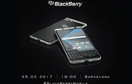 BlackBerry Mercury sẽ ra mắt tại sự kiện MWC 2017
