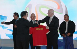 Myanmar mơ đưa World Cup về ASEAN