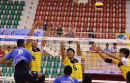 Giải bóng chuyền vô địch các CLB châu Á 2017: ĐT bóng chuyền nam Việt Nam thất bại trước CLB Al Arabi