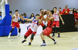 ĐT bóng rổ Việt Nam thi đấu giao hữu với Saigon Heat, chuẩn bị cho SEA Games 29