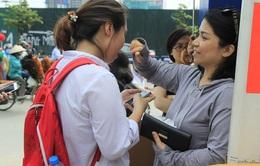 Kỳ thi THPT Quốc gia 2017: Thí sinh hoàn thành thủ tục, hồi hộp chờ ngày thi đầu tiên