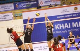Lịch trực tiếp thể thao trên VTVcab (từ 13/2-19/2): Sôi động giải bóng chuyền Cúp Liên Việt 2017