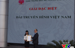 Đài THVN đoạt giải Đặc biệt tại Hội báo Toàn quốc 2017