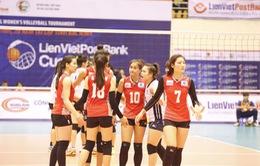 Lịch trực tiếp chung kết giải bóng chuyền nữ Cúp Liên Việt 2017: Màn tranh ngôi vương kịch tính