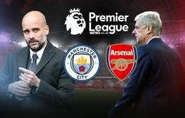 Lịch trực tiếp bóng đá Ngoại hạng Anh vòng 30: Man City định đoạt Arsenal?
