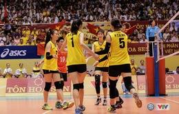 Thua Philippines, ĐT bóng chuyền nữ Việt Nam gặp Nhật Bản ở tứ kết Cúp châu Á