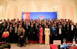 Đại hội Đại biểu Uỷ ban Olympic Việt Nam khóa V (nhiệm kỳ 2016 – 2020): Danh sách BCH và Ban Thường vụ