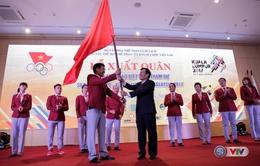 VIDEO: Toàn cảnh lễ xuất quân của Đoàn Thể thao Việt Nam tham dự SEA Games 29