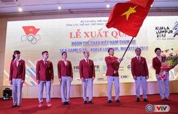 Lễ xuất quân Đoàn Thể thao Việt Nam tham dự SEA Games 29