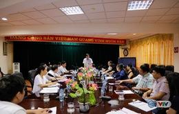 Họp ban tổ chức Giải bóng chuyền nữ Quốc tế VTV Cup Tôn Hoa Sen 2017