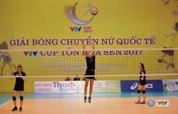 VTV Cup Tôn Hoa Sen 2017: ĐT trẻ Việt Nam tích cực tập luyện, sẵn sàng cho trận đấu ra quân
