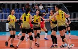 ĐT bóng chuyền nữ Việt Nam ra quân gặp Thái Lan ở vòng loại VĐTG 2018