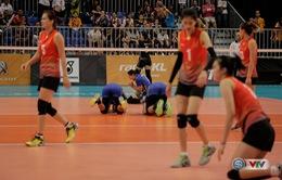Thất bại trước Indonesia, ĐT bóng chuyền nữ Việt Nam không bảo vệ thành công HCB SEA Games