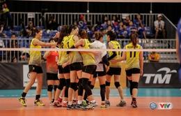 Vượt qua Philippines, ĐT bóng chuyền nữ Việt Nam giành HCĐ SEA Games 29
