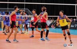 Vượt qua ĐT Myanmar, ĐT Việt Nam giành HCĐ bóng chuyền nam SEA Games 29