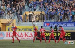 Thông tin trước trận đấu: Than Quảng Ninh - CLB TP Hồ Chí Minh (16h00 ngày 13/01)
