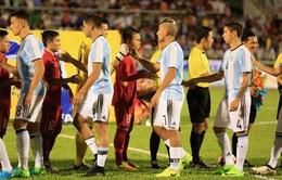 19h00 hôm nay (14/5), Trực tiếp Giao hữu quốc tế, U22 Việt Nam - U20 Argentina trên VTV6 & VTV6HD