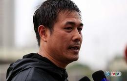 HLV Hữu Thắng tự tin cùng U22 Việt Nam gây bất ngờ trước U20 Argentina