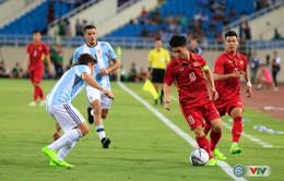 Phân tích: Nhìn lại trận thua 0-5 của U22 Việt Nam trước U20 Argentina