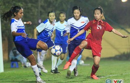 Ảnh: Thắng Singapore 8-0, ĐT nữ Việt Nam vươn lên đầu bảng