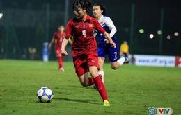 """HLV ĐT nữ Singapore, Caying Chen: """"Chúng tôi không thể theo kịp lối chơi nhanh của ĐT nữ Việt Nam"""""""